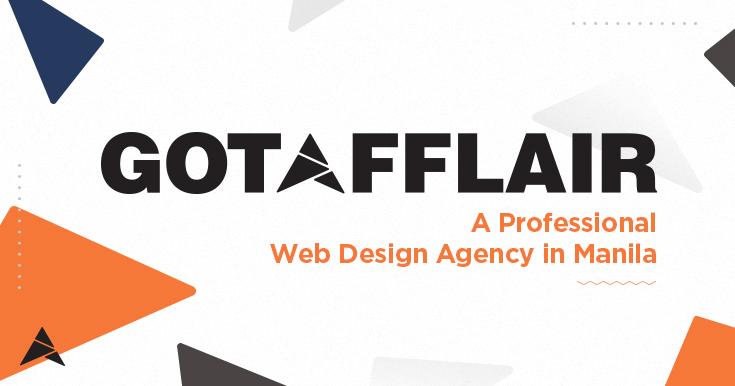 Gotafflair, a Professional Web Design Agency in Manila