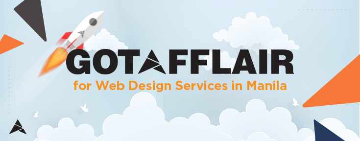 Gotafflair for Web Design Services in Manila