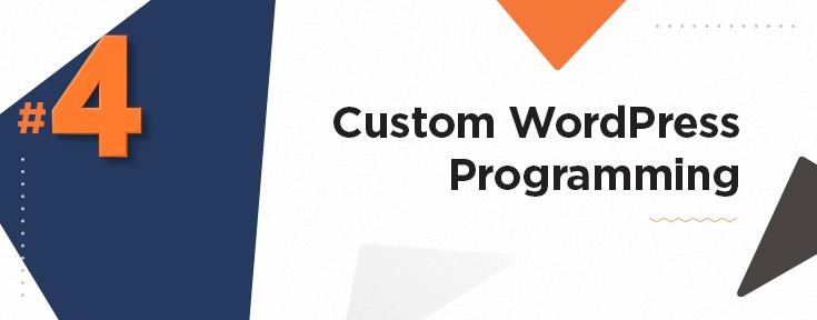Custom WordPress Programming