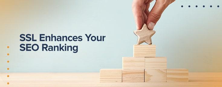 SSL Enhances Your SEO Ranking