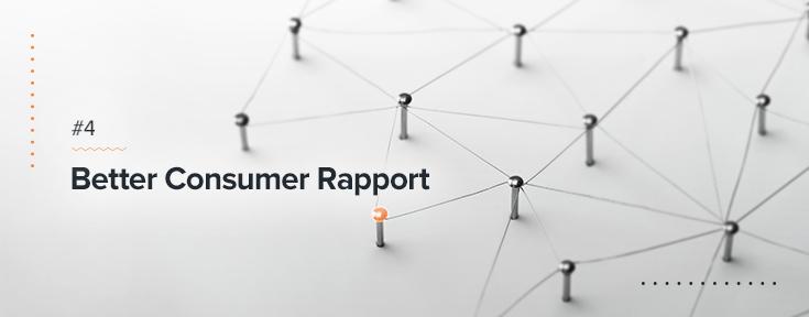 Graphic Design Betters Consumer Rapport