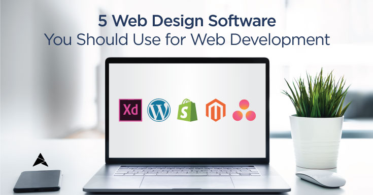 5 web design software you should use for web development