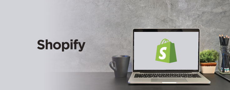 Shopify as an eCommerce web development software