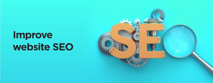 Improve website SEO