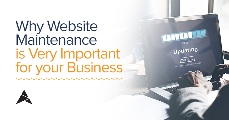 why web maintenance is very important for your business